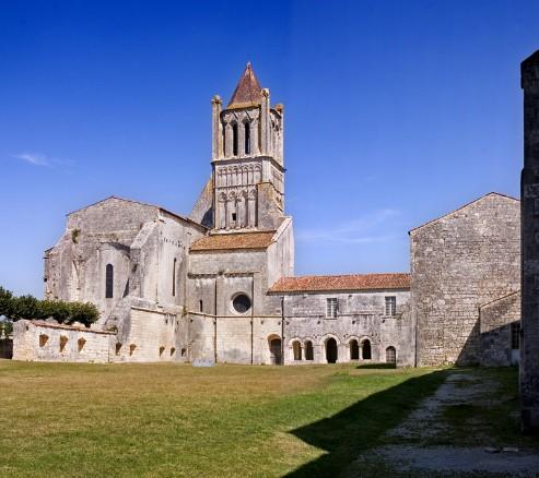 Abbaye de Sabloncaux
