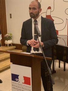 Samuel Gerber, secrétaire général de VISA-AD