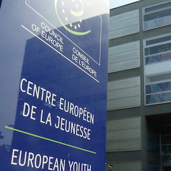 Photo du Centre Européen de la Jeunese.