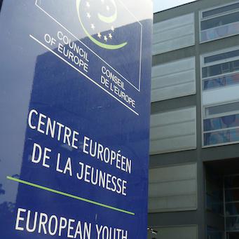 Photo du Centre Européen de la Jeunese.